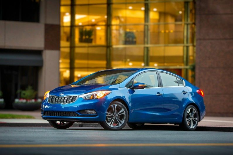 Our Cars 2014 Kia Forte Ex Hot Hands