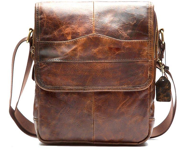 c2d4a8e95c80 Cheapest MVA Messenger bag men s shoulder bag Genuine Leather strap Small  Casual Flap male man men s Crossbody Bags for Men Leather 1121  phone   phones