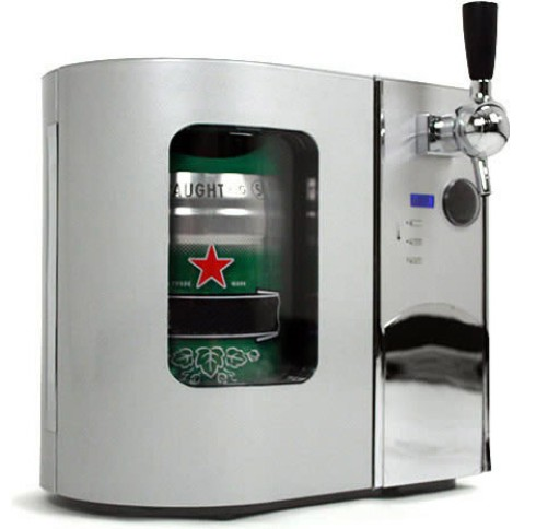$65 Starting Bid: Mini Kegerator Refrigerator & Draft Beer Dispenser. Check out the 'Man Cave' auction! Bidding starts on August 1st, 5 PM PDT (8 PM EDT). http://www.outbid.com/auctions/1759#10