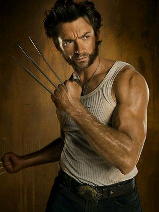 Our Favorite Wolverine Showing His Soft Side For Now Hugh Jackman