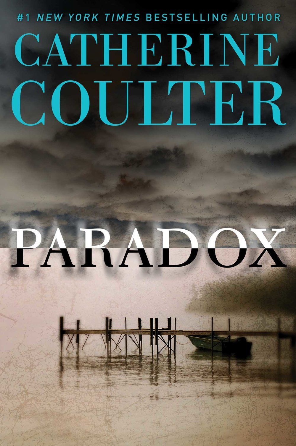 Paradox fbi series 22 by catherine coulter what is