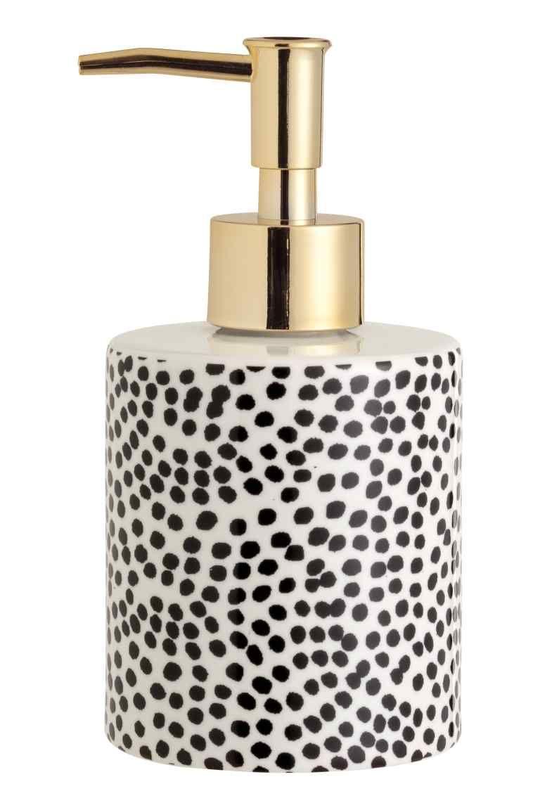 Dispensador De Jab N Porcelain Decorative Objects And Powder Room ~ Dispensador De Jabon Leroy Merlin