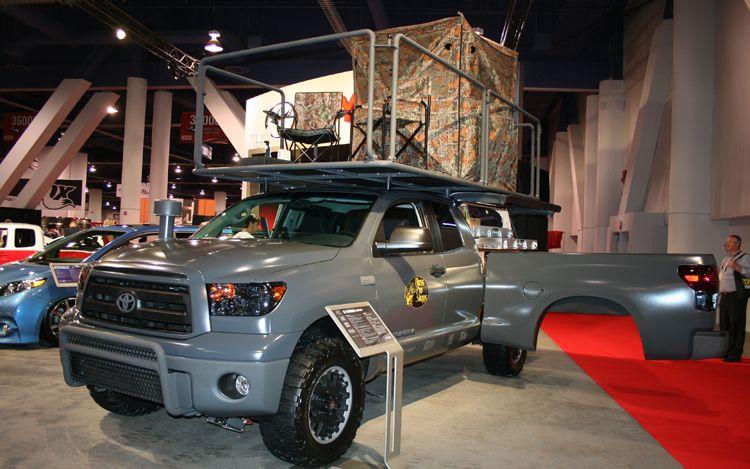 Customized Tundra sportsman edition. & Customized Tundra sportsman edition. | Toyota Tundra Trucks ...
