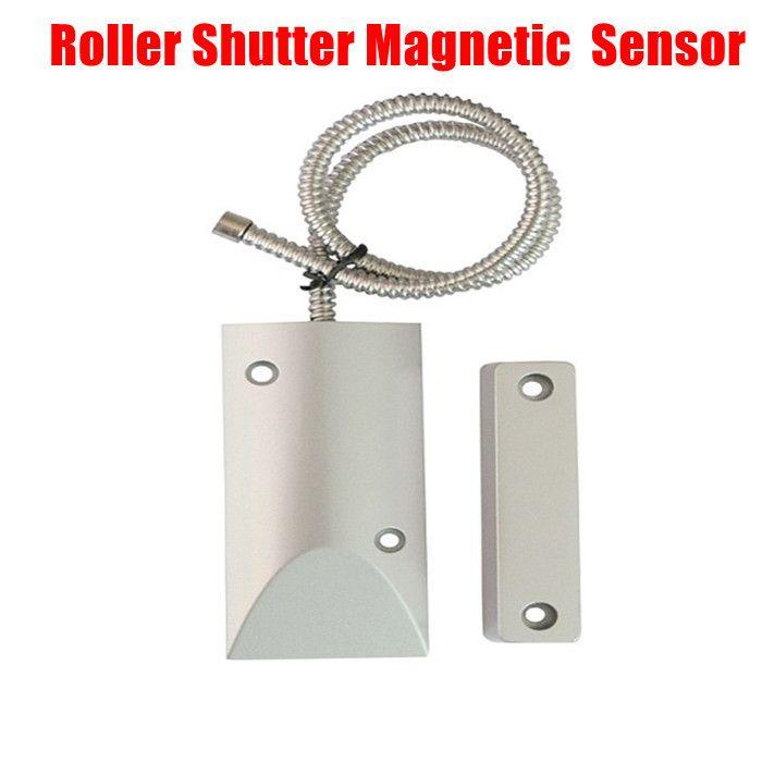 2pc Alarm Magnetic Reed Switch Bolt Garage Roller Shutter Dock Door Detector Sensor Free Shipping China Mainland Garage Door Sensor Roller Shutters Sensor