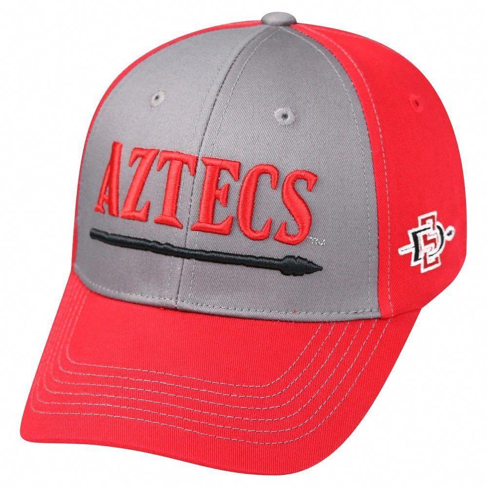 9287cf9b43fa9 Baseball Hats NCAA San Diego State Aztecs Multi-colored