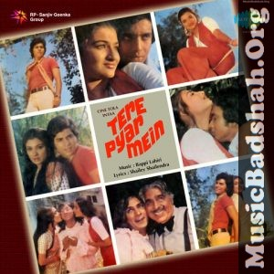 Tere Pyar Mein 1979 Bollywood Hindi Movie Mp3 Songs Download Hindi Movies Mp3 Song Mp3 Song Download