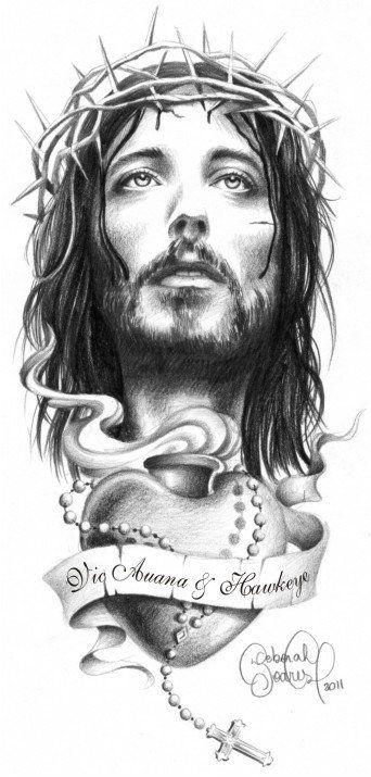 68 Ideas De Tatoos En 2021 Disenos De Unas Tatuaje Sagrado Corazon Tatuajes Religiosos