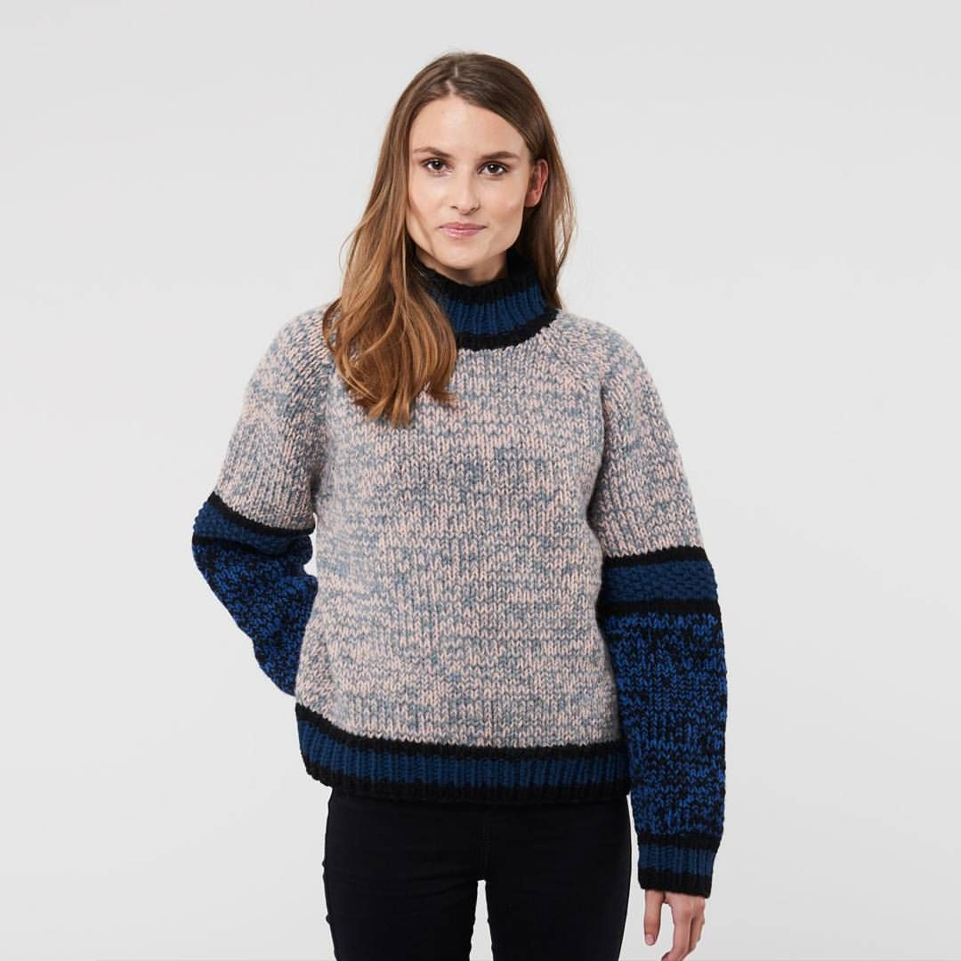 """95 Likes, 1 Comments - KIT COUTURE   COPENHAGEN (@kitcouturecph) on Instagram: """"~ NEW: FYN SWEATER ~ Today we launch Fyn - the first of the two sweaters designed by Siff Pristed.…"""""""
