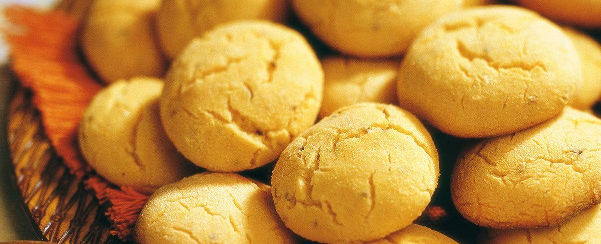 Broinhas De Fuba Moca Receita Receitas Biscoitos De Fuba
