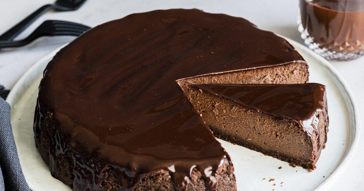 Photo of Schoko-Cheesecake – Schoko-Käsekuchen zum Dahinschmelzen | Die besten Backrezepte mit Gelinggarantie