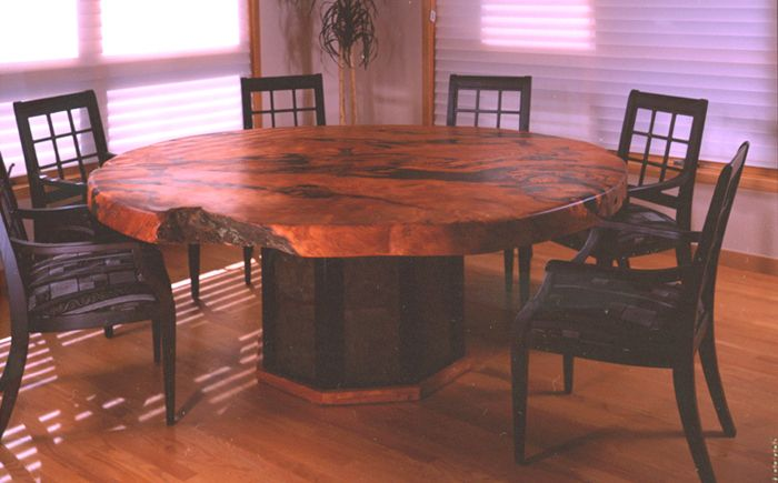 Circle Dinning Room Tables Bing Images Round Dining Table