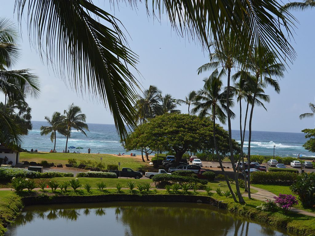 Condo vacation rental in Poipu from vacation