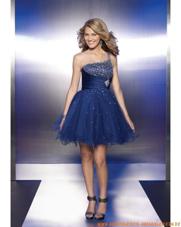 Awesome Prom Short Dresses Organza süßes liebes Cocktailkleid ...