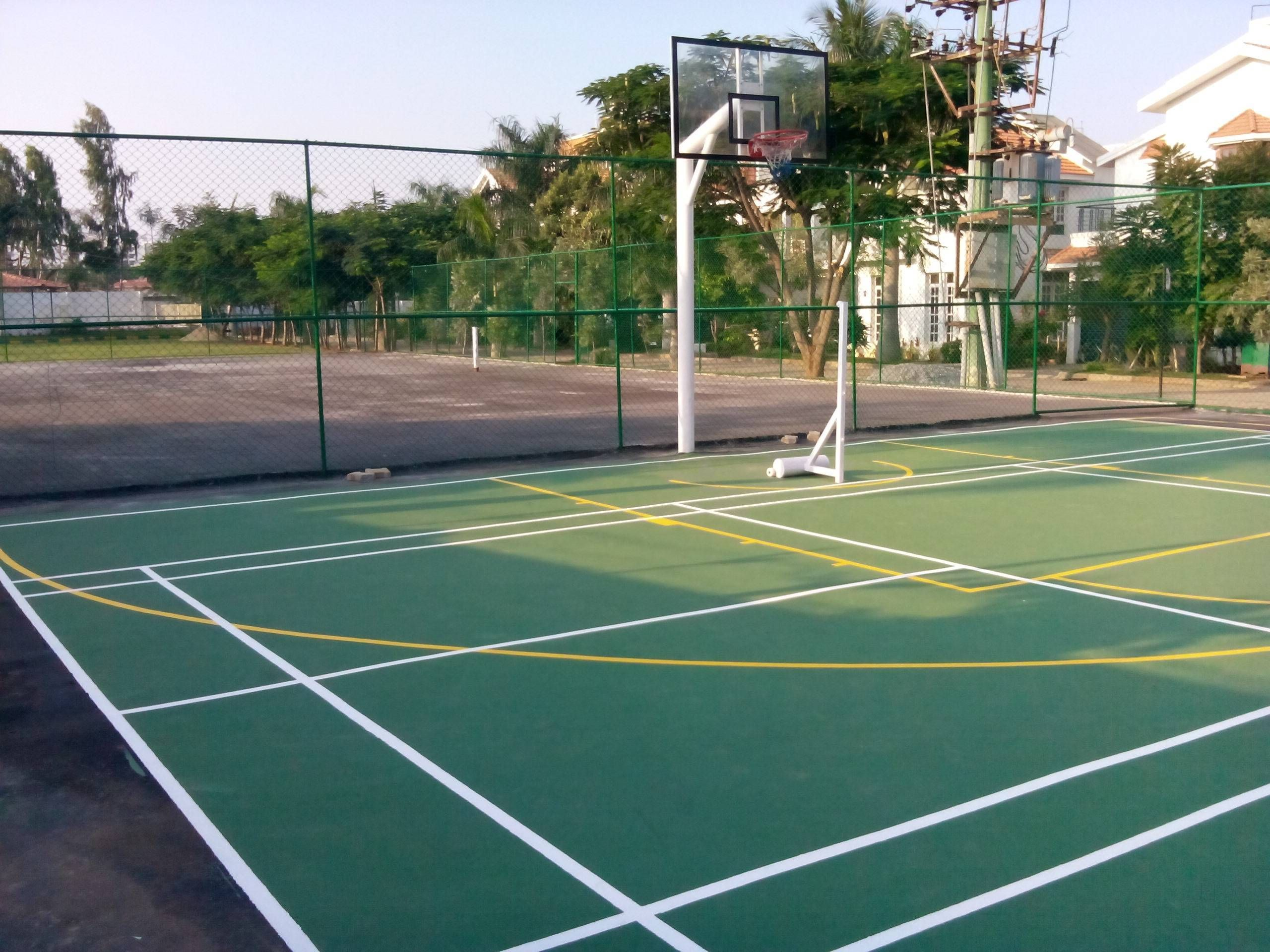 Sports Flooring Contractors in Chennai in 2020