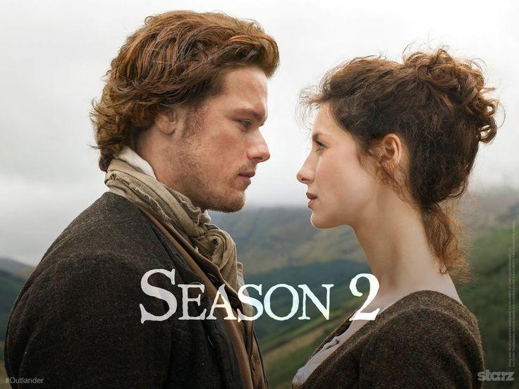 Outlander Season 2 Dragonfly In Amber Season 2 Starz Outlander Pinterest Outlander Serie Outlander Diana Gabaldon