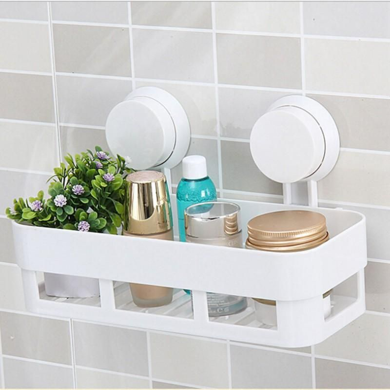 Shower Caddy Corner Shelf Organizer Holder Bath Storage Bathroom Accessory