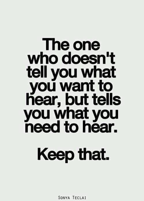 Keep the Truth