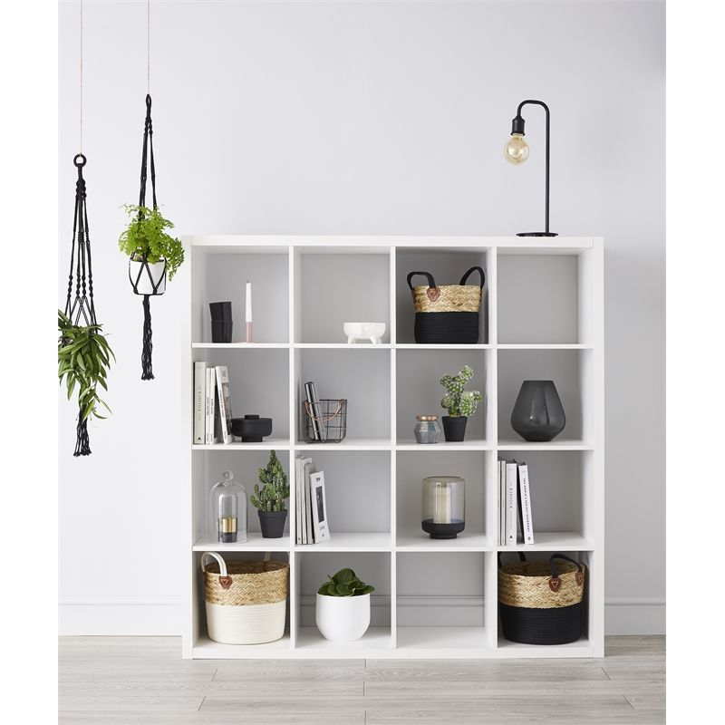 Clever Cube 4 X 4 White Cube Storage Decor Ikea Cube Shelves
