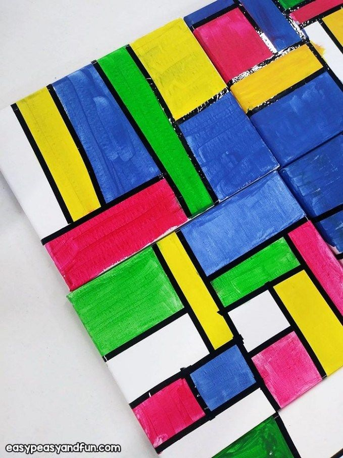 This Story Behind Abstract Art Information For Kids Will