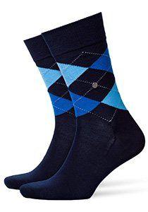 Burlington Manchester sokken: een klassieke basis sok met