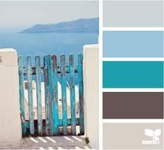 turquoise accessoires woonkamer - Google zoeken | Beach Style ...