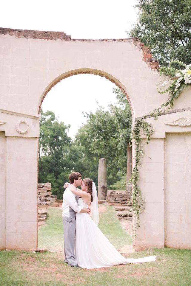 White Rabbit Studios Capitol Park Tuscaloosa Alabama Wedding Alabama Weddings Capitol Park