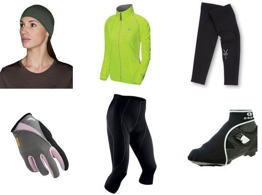 Cycling Gear For Transitioning Into Fall