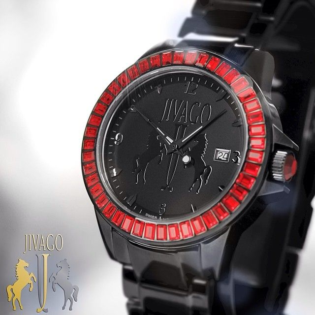 The Folie watch is a great statement piece! (jv4216)