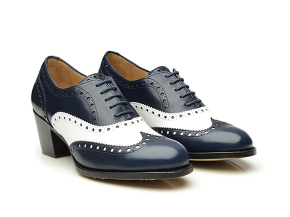 BROGUE LACE UP OXFORDS - Schnürer - white 0MOws
