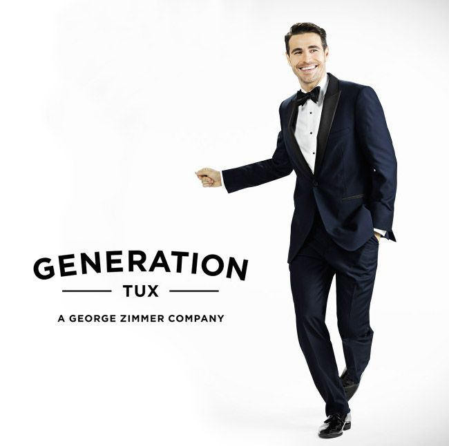 Stylish Suits + Tux Rentals Made Easy with Generation Tux | Tuxedo ...