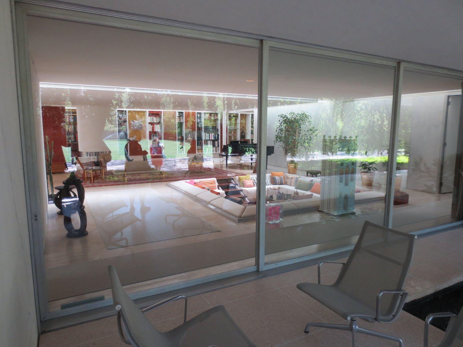 Miller House And Garden Columbus Indiana Eero Saarinen