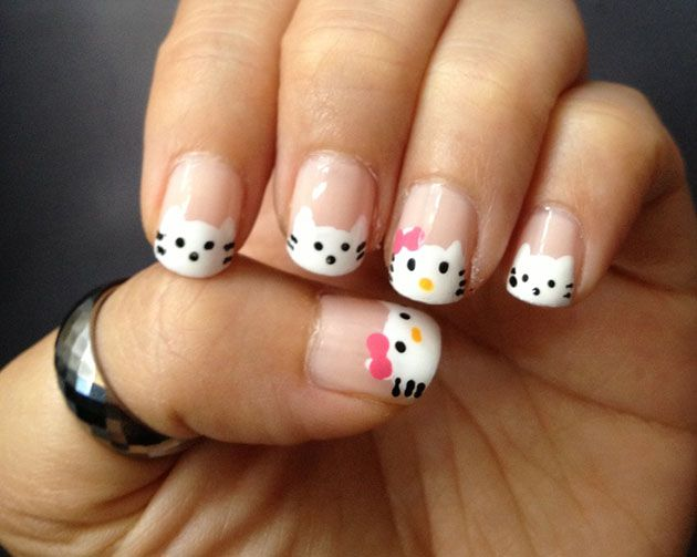 Is It Real? Vine Vera Reviews | Hello kitty nails, Stylish nails and ...