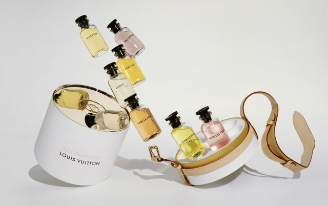 Louis Vuitton Plunges Back Into Perfume