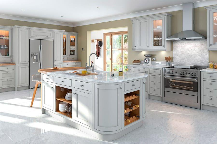 Inframe Kitchens & Kitchen Units At Trade Prices - DIY ...