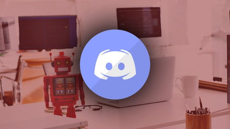 Udemy 100% Free]-Develop Discord Bots in nodejs Introduction course