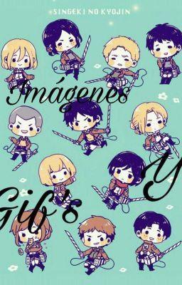 Imágenes Y Gif's De Shingeki No Kyojin