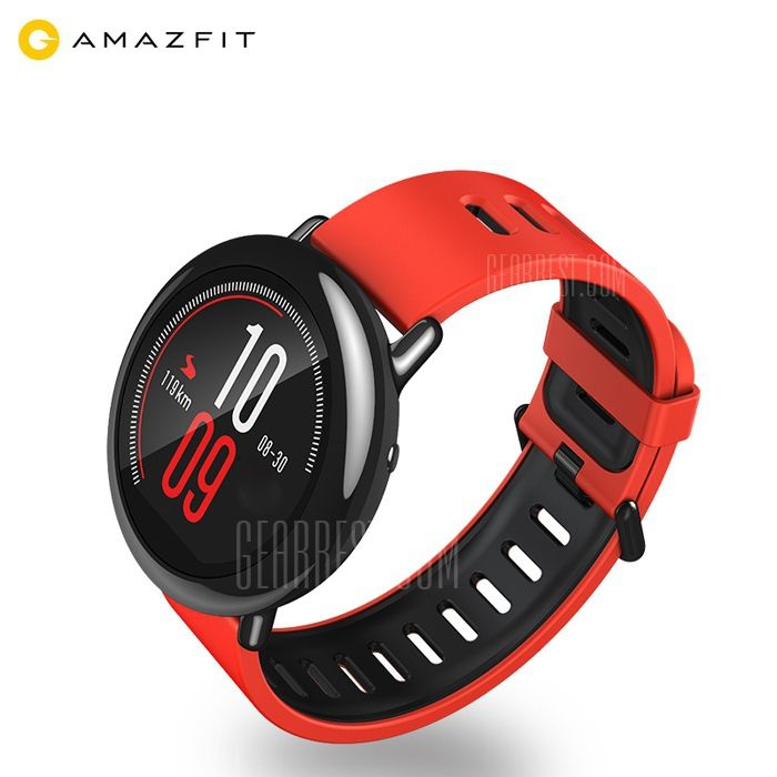 Original Xiaomi Amazfit Bluetooth 4 0 Sports Smart Watch 125 99 Online Shopping Gearbest Com Smart Watch Watch Mobile Phone Garmin Smart Watch