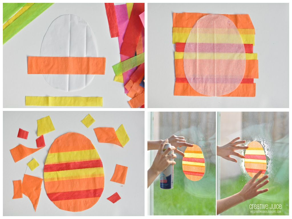 Best out of waste easy easter crafts for kids of for Craft ideas out of waste