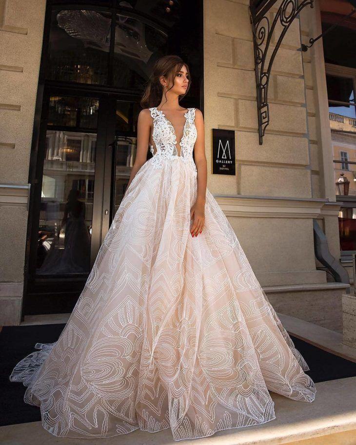Photo of Vestido de noiva princesa: 111 modelos para viver um conto de fadas