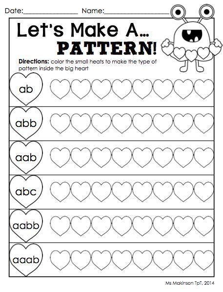 Snake Coloring Patterns | Worksheet | Education.com