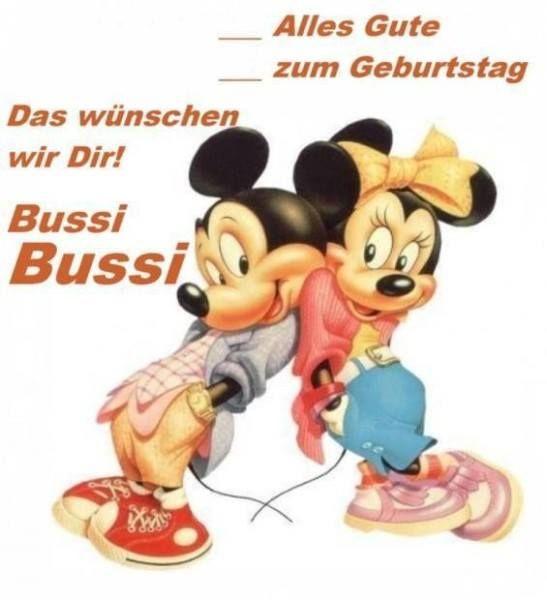 Alles Gute zum Geburtstag: Das wünschen wir Dir! | Mickey ...
