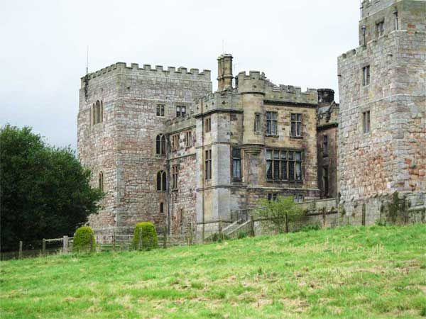 Ford Castle - Northumberland