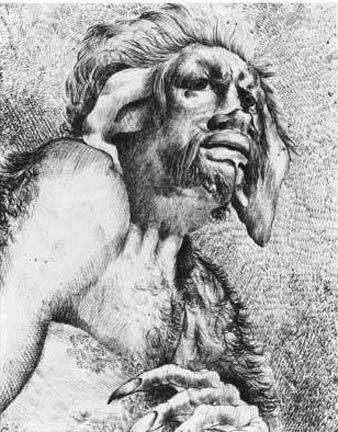 John Hamilton Mortimer, Caliban (1775-76)
