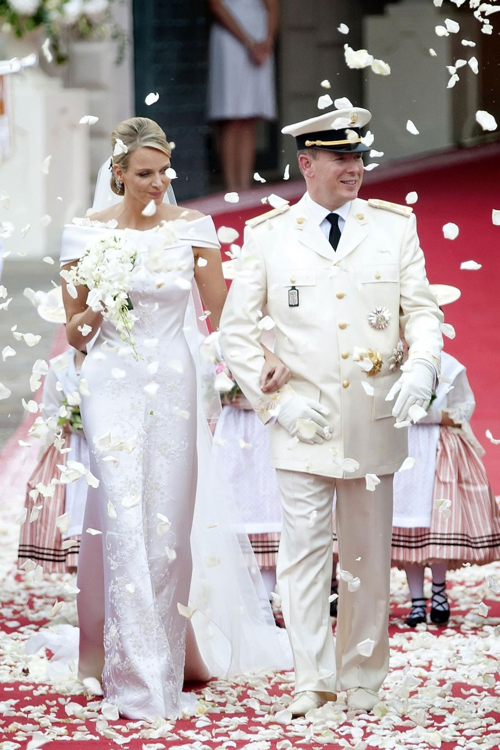 Famous Wedding Dresses   Famous wedding dresses, Bianca jagger and ...