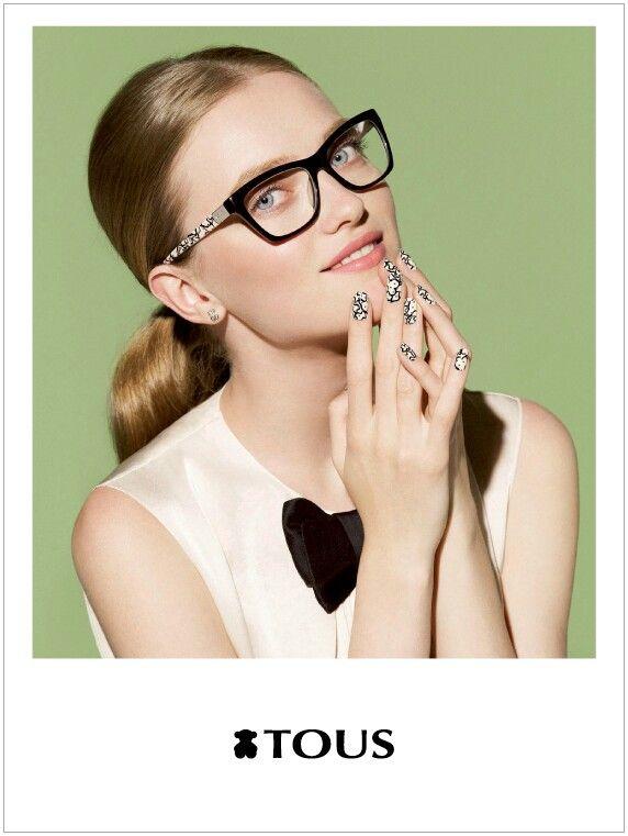 Gafas Monturas Tous Optica Eyewear Vlada Roslyakova Roslyakova
