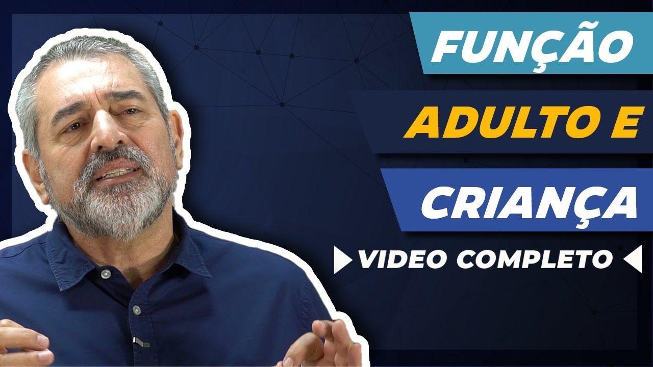 Função Adulto e Criança #fernandofreitascs #conscienciasistemica #conste...