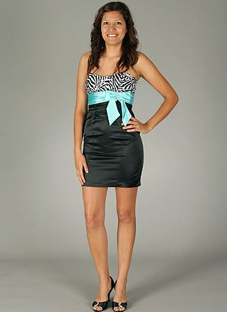 1000  images about Zebra dresses on Pinterest  Shorts Satin and ...