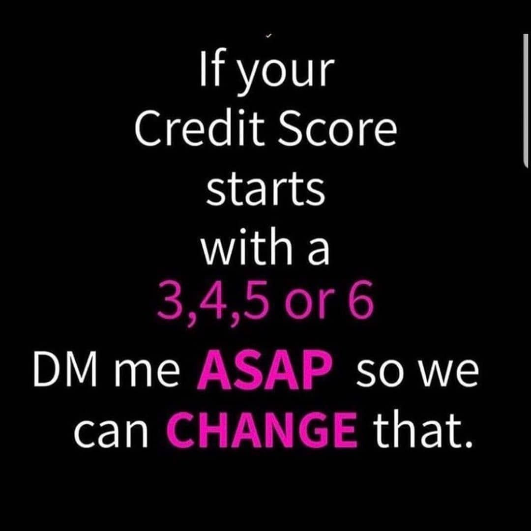 You don't have to walk around with bad credit. Bad credit can be fixed! Start now and put yourself in a better financial position. . . Message me today if you would like to schedule a FREE consultation. . . #insurance #realtor #realestateagent #realestate #mortgage #mortgagebroker #homeownership #tax #vote #2020election #newyork #oregan #california #florida #georgia #nevada #michigan #pennsylvania #texas #arizona #louisiana #newjersey #northcarolina #southcarolina #washington #maryland #virginia