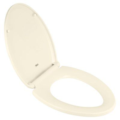 American Standard Telescoping Luxury Elongated Toilet Seat Color