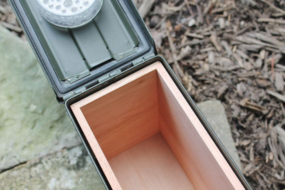 DIY Cigar Humidor Kit Build your own cigar humidor by ammodors